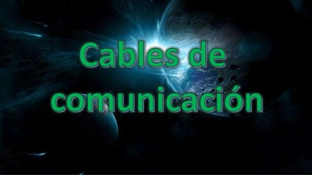 UTP (Unshielded twisted pair) o Par trenzado no blindado son cables usados en telecomunicaciones capaces de transmitir voz...