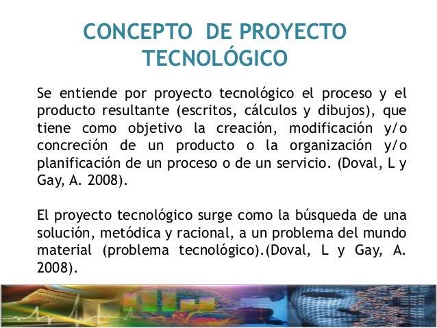 Gestion de proyectos tecnologicos