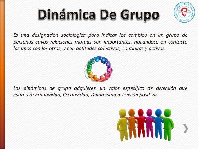Es una designación sociológica para indicar los cambios en un grupo de personas cuyas relaciones mutuas son importantes, h...
