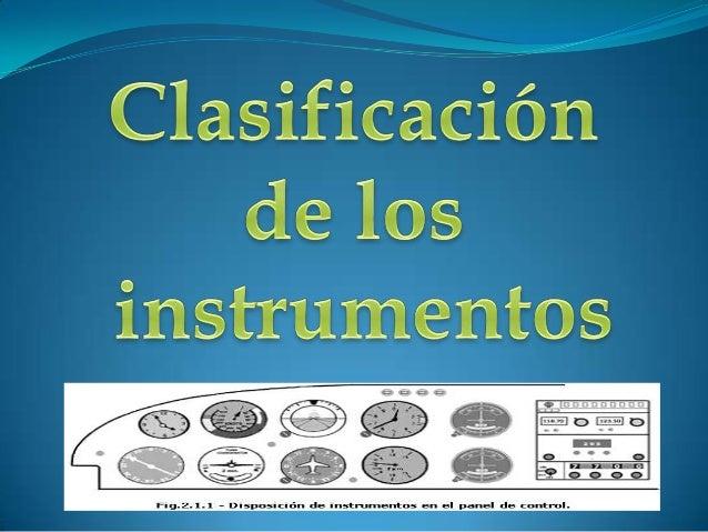 ¿Qué son los instrumentos devuelo? Se denominan instrumentos de vuelo al  conjunto de mecanismos que equipanuna aeronave y...