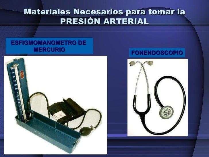 790e0c5a5aa70 MEDICION INDIRECTA DE LA PRESION ARTERIAL  34. Materiales Necesarios para  tomar ...