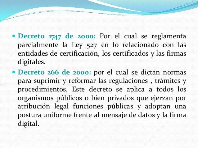 DECRETO 266 DE 2000 DOWNLOAD