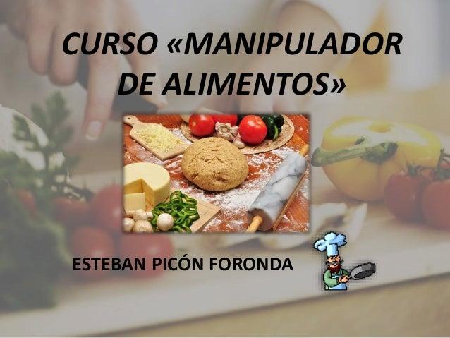 Exposici n manipulador de alimentos - Www manipulador de alimentos es ...