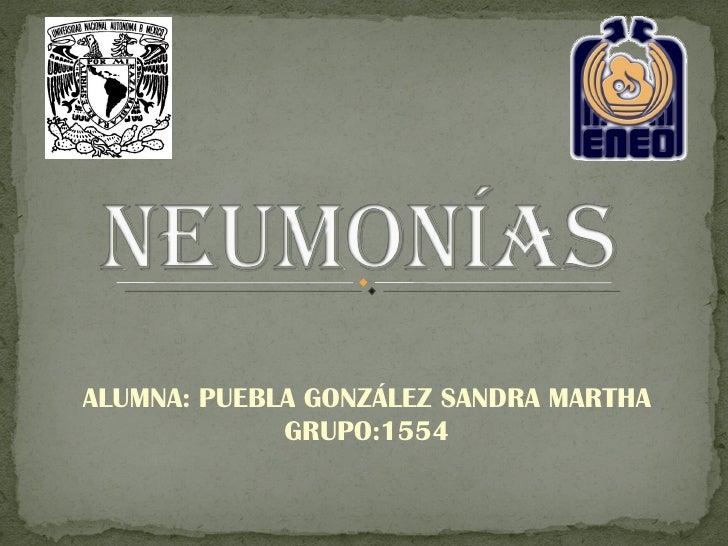 ALUMNA: PUEBLA GONZÁLEZ SANDRA MARTHA             GRUPO:1554