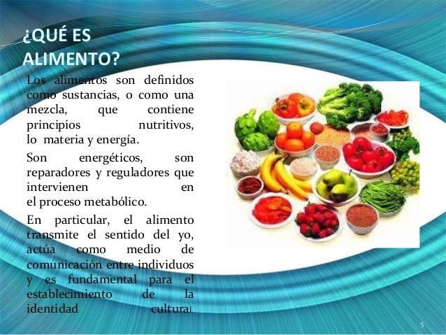 Exposici n significado de alimentos en la antropologia - Alimentos que bajen la tension ...