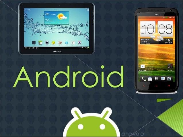 Es un sistema operativo móvil basado en Linux, que junto con aplicaciones middleware está enfocado para ser utilizado en d...