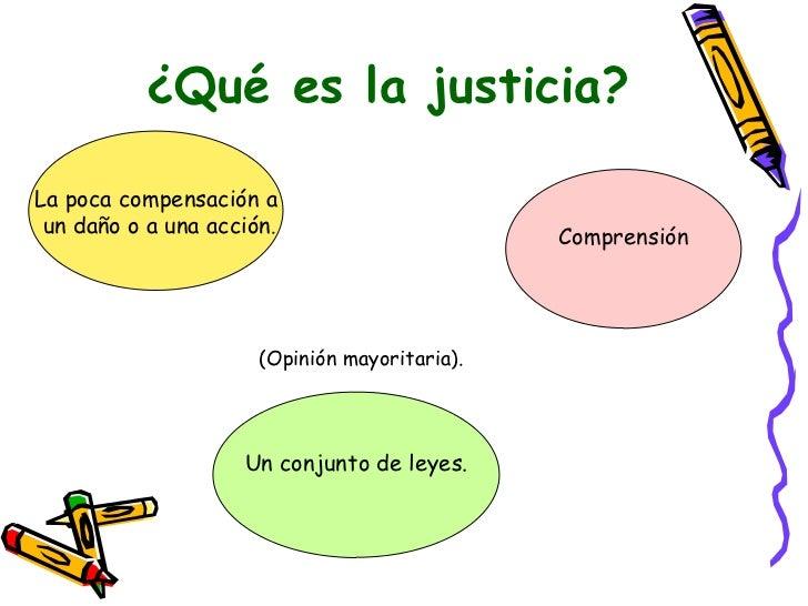Worksheet. La justicia como valor moral
