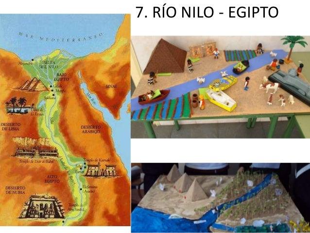 7. RÍO NILO - EGIPTO