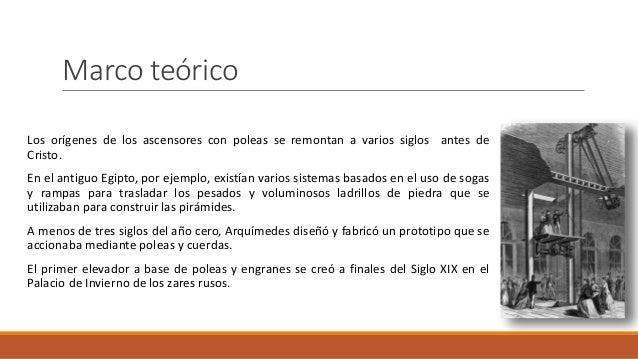 Ascensores-manuales metodología.