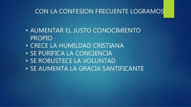 Resultado de imagen de necesidad de la confesionfrecuente