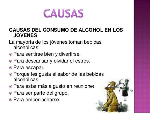 Los hinchazones pasan el alcoholismo a través de