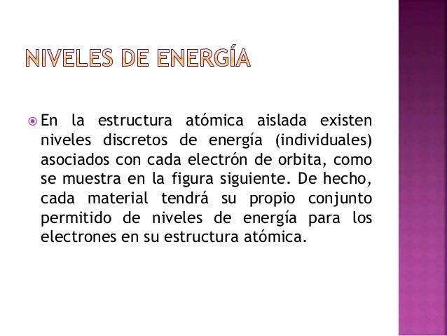 Aislantes, conductores, semiconductores