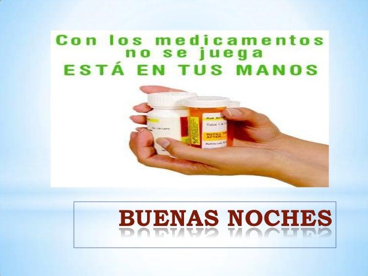 BUENAS NOCHES<br />