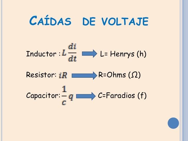 Ecuaci 243 N Diferencial De Un Circuito Rlc