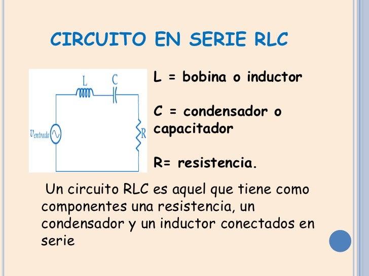 Circuito Rlc : Ecuación diferencial de un circuito rlc