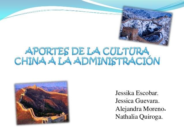 Jessika Escobar. Jessica Guevara. Alejandra Moreno. Nathalia Quiroga.