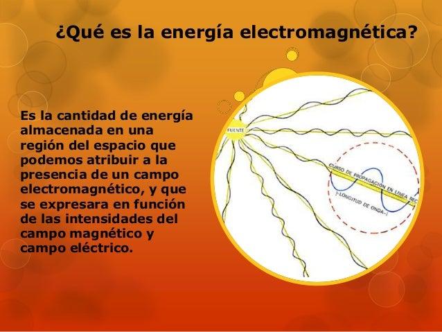 Exposicion de energia electromagnetica