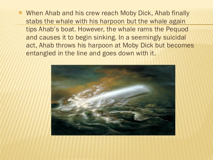 Symbolism of moby dick the pequod