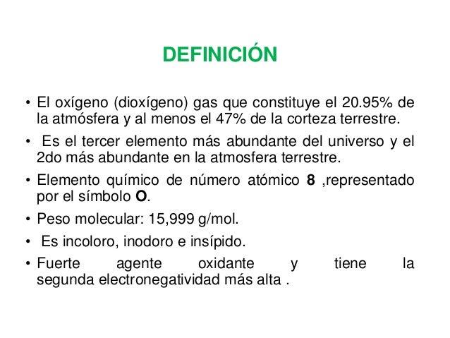 Metabolismo del oxigeno for Inodoro significado