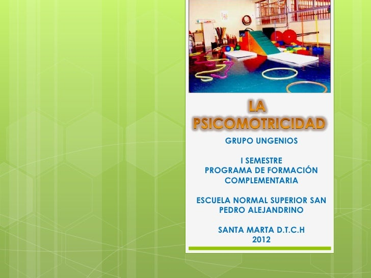 GRUPO UNGENIOS       I SEMESTRE PROGRAMA DE FORMACIÓN     COMPLEMENTARIAESCUELA NORMAL SUPERIOR SAN     PEDRO ALEJANDRINO ...