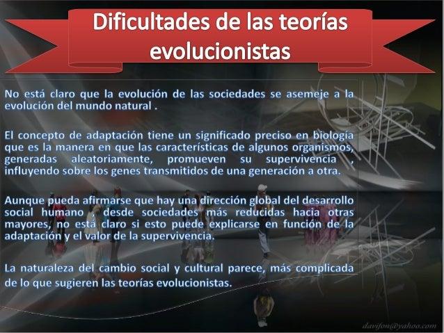 PRINCIPIOS DEL CAMBIO SOCIAL a) La predisposición al cambio. Ciertos subsistemas son más permeables al cambio que otros. b...