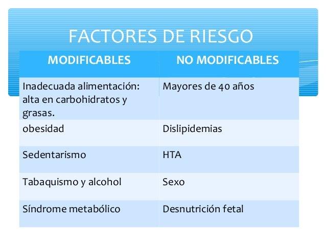 Exposicion diabetes mellitus 2