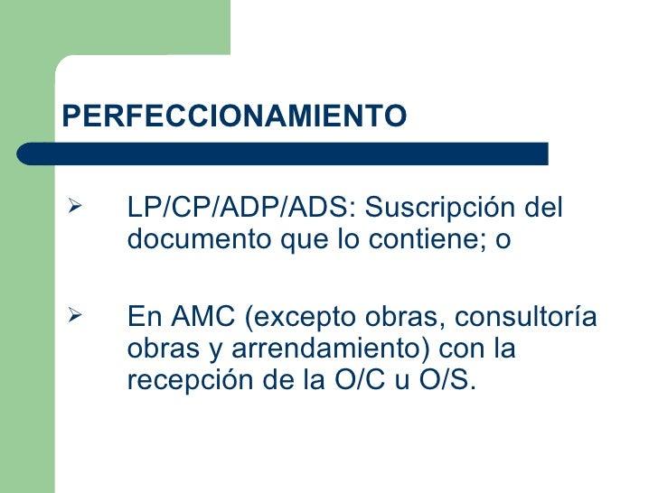 Exposicion ejecucion contractual 17 12-2010 Slide 3