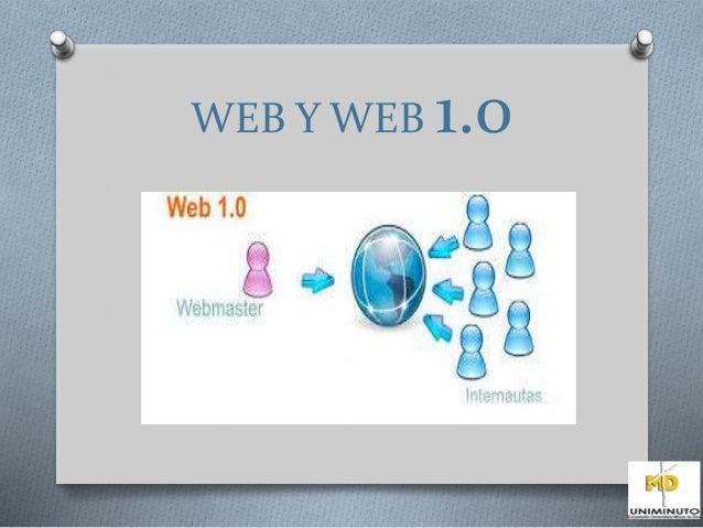 WEB Y WEB 1.0