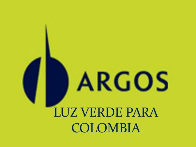 LUZ VERDE PARA  COLOMBIA