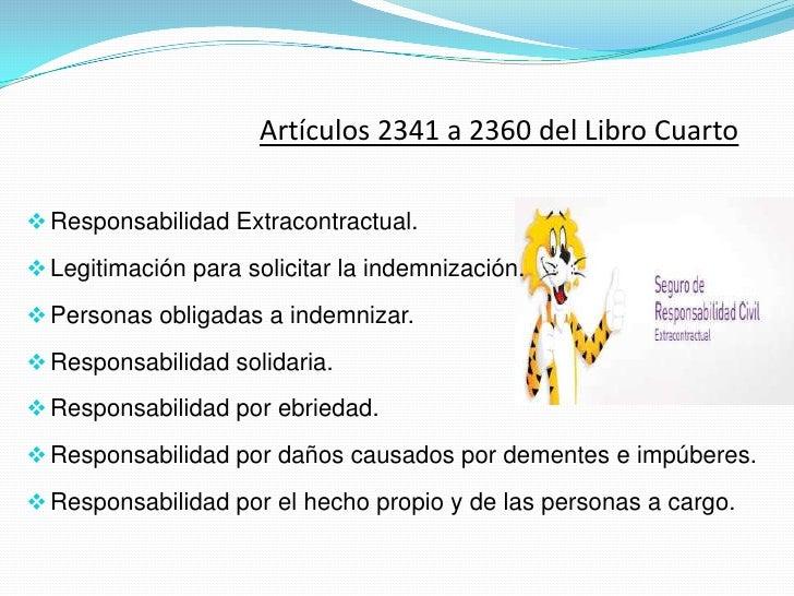 Exposicion no 3 principios orientadores del codigo civil for Libro cuarto del codigo civil