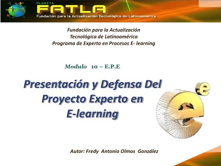 Exposición Profesional Metodología Pacie Slide 2