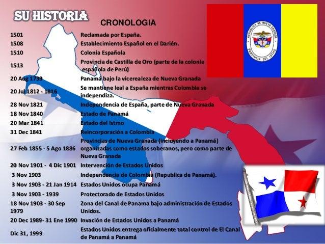 Exposición sobre Panamá  Slide 2