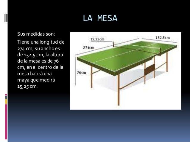 Tenis de mesa 9 1 for Mesa tenis de mesa