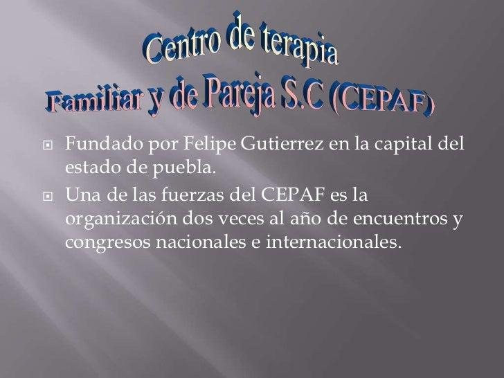 Desarrollo y prospectivas de la terapia familiar después del 2000<br />La UNAM comienza un movimiento de reestructuración ...