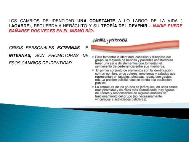 FACTORES ÉTNICOS EN LA FORMACIÓN DE LA IDENTIDAD SIGUIENDO EL MODELO DE MARCIA, ALGUNOS INVESTIGADORES HAN IDENTIFICADO CU...
