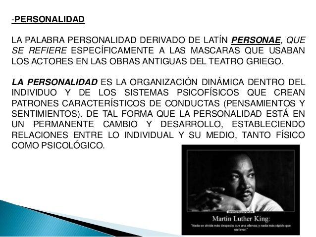 *TEORIAS PSICODINAMICAS DE LA PERSONALIDAD RASGOS GENERALES: - SON TEORÍAS CON BASE CLÍNICA - OBJETIVO: EXPLICAR LA NATURA...