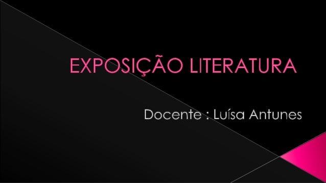"""""""Sou da Idade do que Aprendo"""" : Exposição de Literatura da USAZ"""