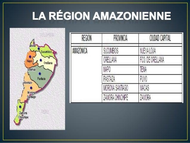 • Le canton est la division administrative du deuxième niveau à l'Équateur. • La République de l'Équateur comprend un tota...