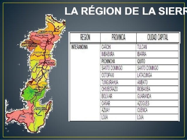• La division administrative de l'Équateur dans des provinces trouve sa l'origine dans l'époque de domaine espagnol. • La ...