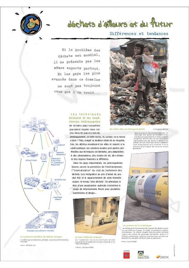 12                                                                 déchets d ailleurs et du futur                         ...