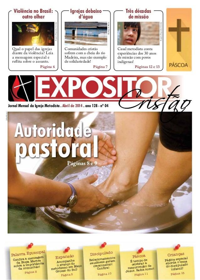Três décadas de missão Violência no Brasil: outro olhar Crianças Página especial aborda o tema do discipulado infantil! Di...