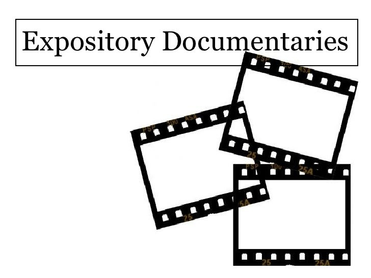 Expository Documentaries