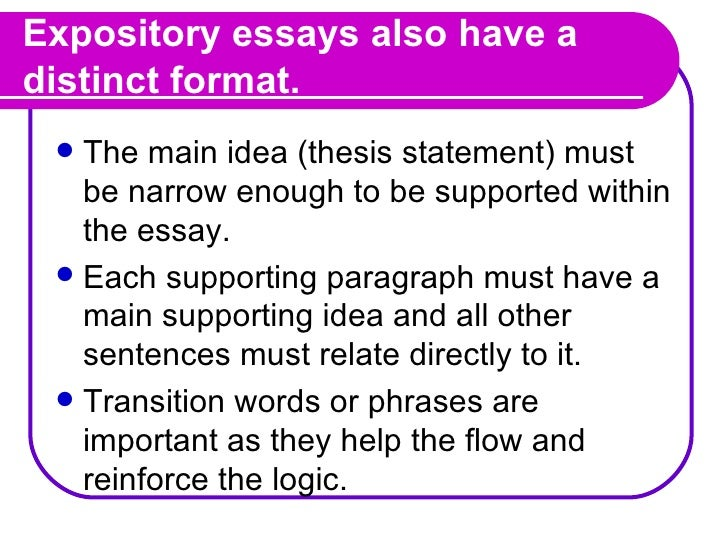 good expository essay introduction 2010-3-9  【 formal & familiar essay|cohesion & coherence】 杂谈 【topic3: formal & familiar essay|cohesion & coherence】 严心 王珍 张晓蕾 王一帆 formal essay and informal (familiar) essay many essays do not.