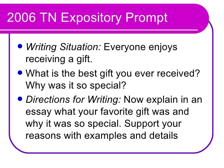 expository essay transition word 7 2006 tn expository