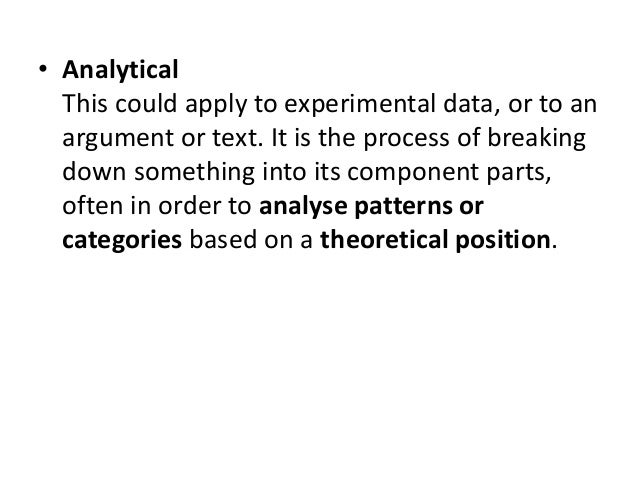 expository essay 7