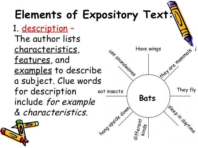 Expository text in reading power point – Text Features Worksheet 3rd Grade