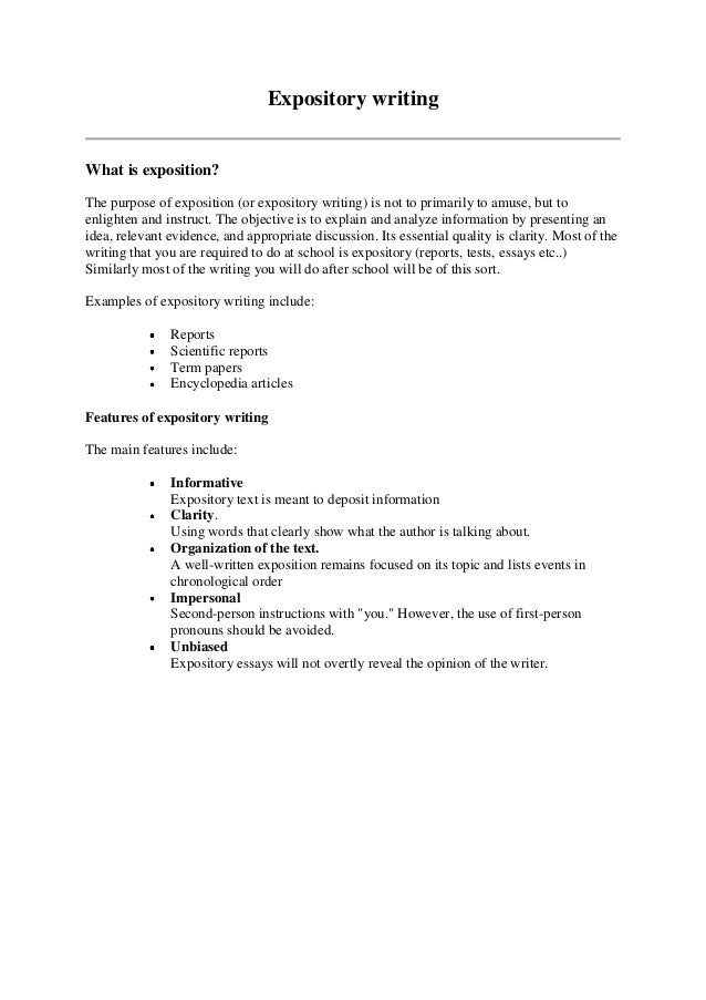 how to make an expository essay examples of expository writing essays expository writing jpg cb