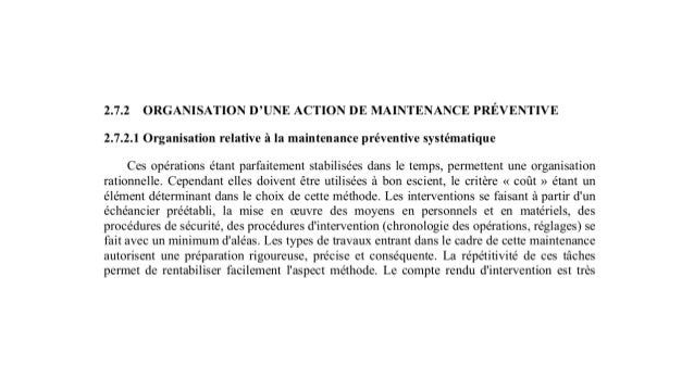 NIVEAU NATURE DE L'INTERVENTION COMPETENCES DE L'INTERVENANT LIEU DE L'INTERVENSI ON OUTILLAGE NECESSAIRE A L'INTERVENSIO ...