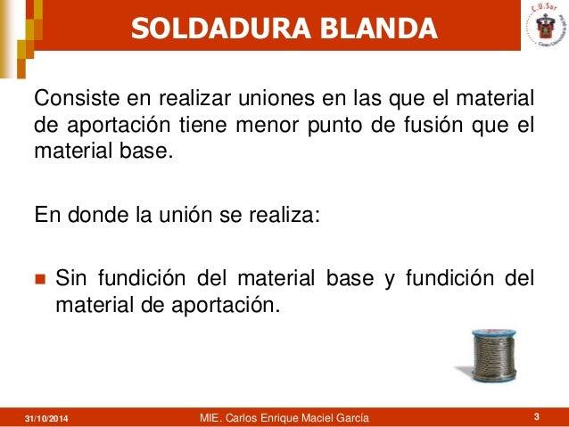 Expo soldadura blanda for Que es soldadura