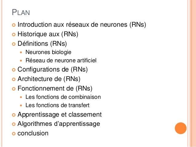 optimisation des reseaux de neurones artifici
